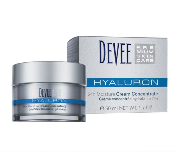 DeVee, Hyaluron 24h Moisture Cream Concentrate, makeupcoach.com
