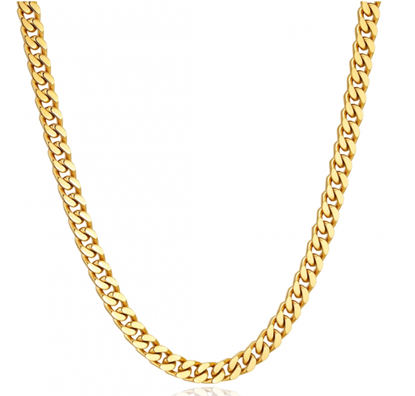 ICRUSH, CHUNKY EXTENDED KETTE GOLD, makeupcoach.com