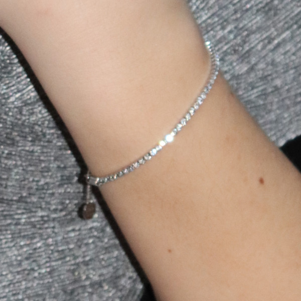 Crystalized Shine Armband