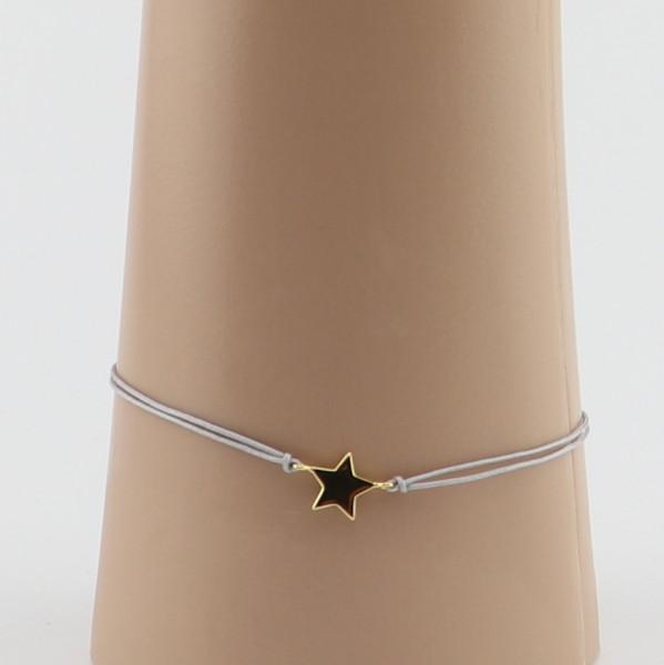 Glücksarmbändchen, Stern