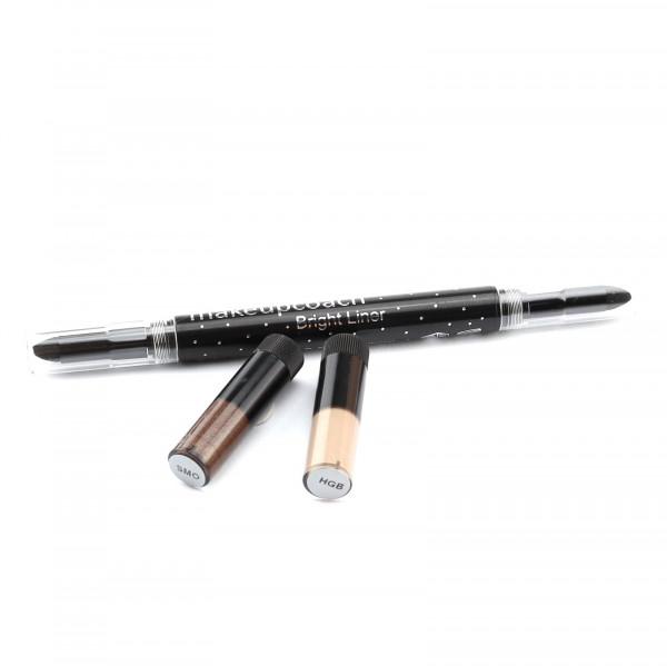 Brightliner, Smokey Eye, makeupcoach.com