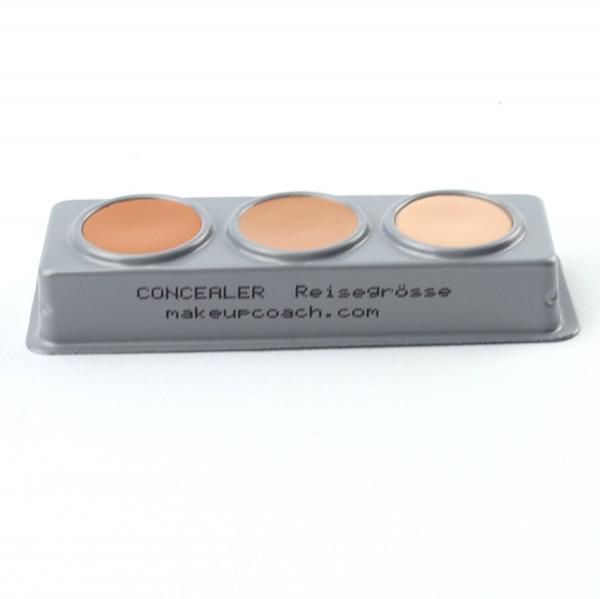 Concealer Reisegröße, Probiergröße, makeupcoach.com