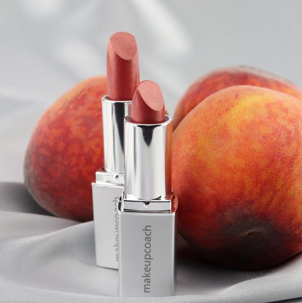 pink Peach, Lippenstift, makeupcoach