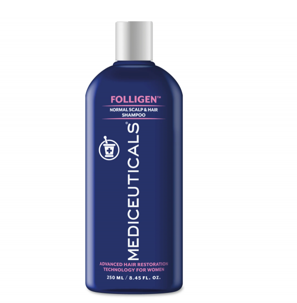 Mediceuticals Folligen Shampoo, www.makeupcoach.com