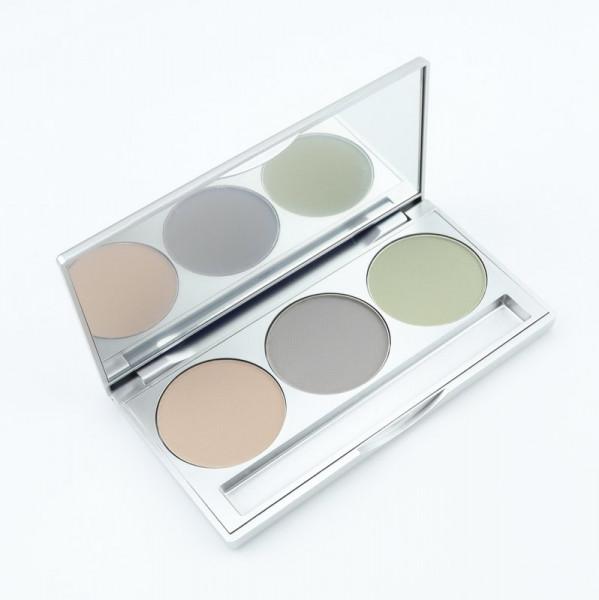 Pastell Lidschatten, matt, www.makeupcoach.com