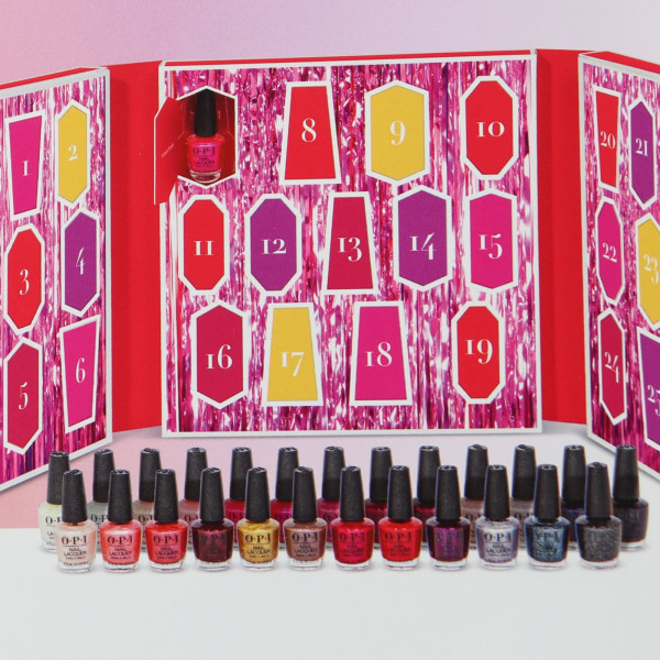 OPI Adventskalender,makeupcoach.com