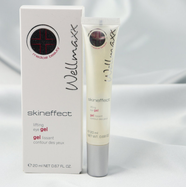 Skineffect lifting eye gel, Augencreme, makeupcoach.com