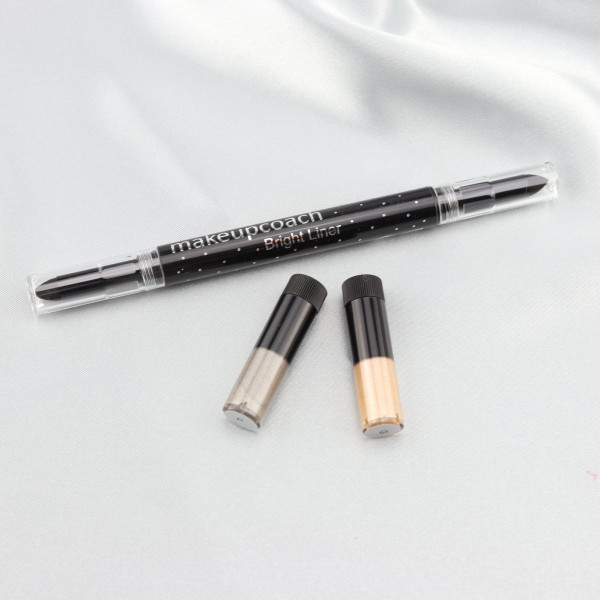 Brightline, Gold und Platin, makeupcoach.com