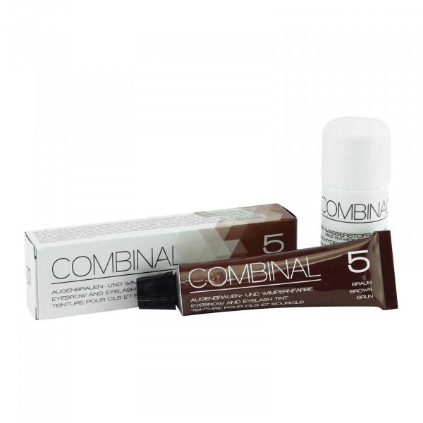 Wimpern-und Augenbrauenfarbe, Combinal