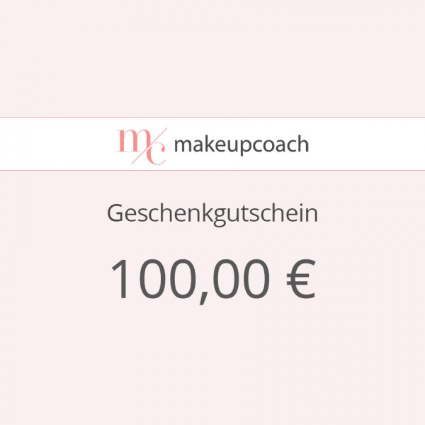 Geschenkgutschein 100 € zum Ausdrucken