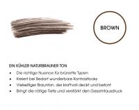Angebot-Mascara mit Brauenstyling, getönt- Farbe wählen!