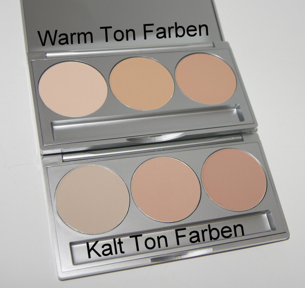 Puder make-up, www.makeupcoach.com